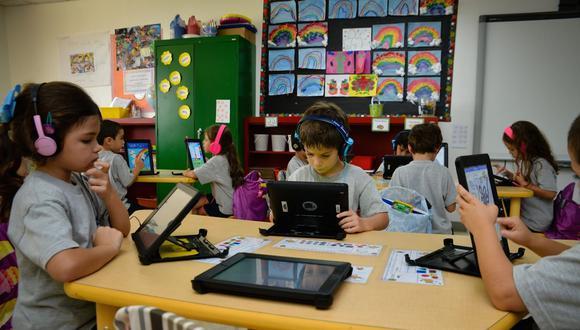 El objetivo principal de los talleres es que los estudiantes utilicen la tecnología y su imaginación. (Difusión)