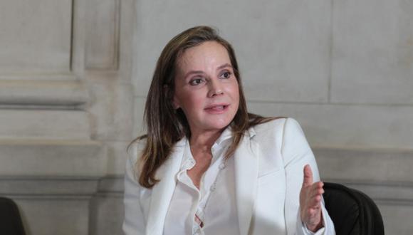 Susana de la Puente aseguró en el 2018 que colaboraría con las investigaciones del caso Odebrecht. (Foto: GEC)