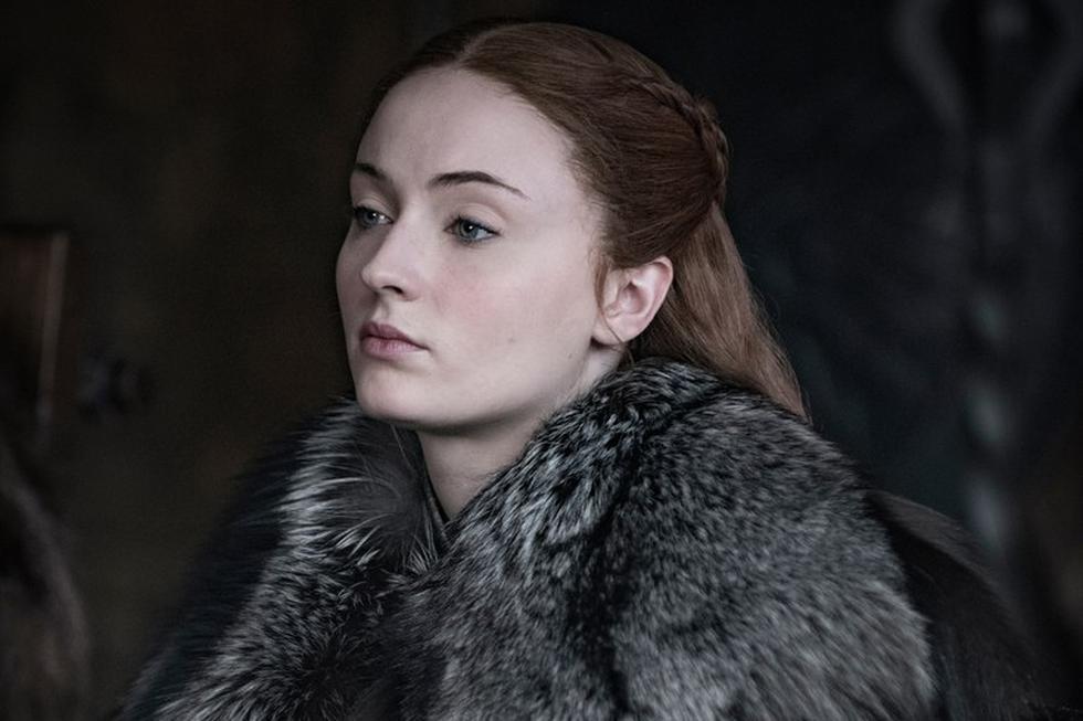 """""""Game of Thrones"""": Sophie Turner dice que la petición para rehacer la temporada 8 es """"irrespetuosa"""" (Foto: HBO)"""