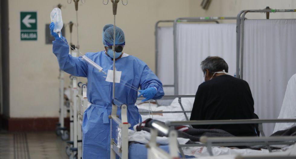 El Ejecutivo ha destinado recursos para los servicios de pre-hospitalización y hospitalización en los gobiernos regionales. (Foto: GEC/César Bueno)