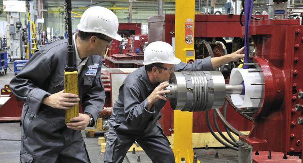 MEJORA. Según JPMorgan, se avanzó en servicios y manufactura. (Bloomberg)