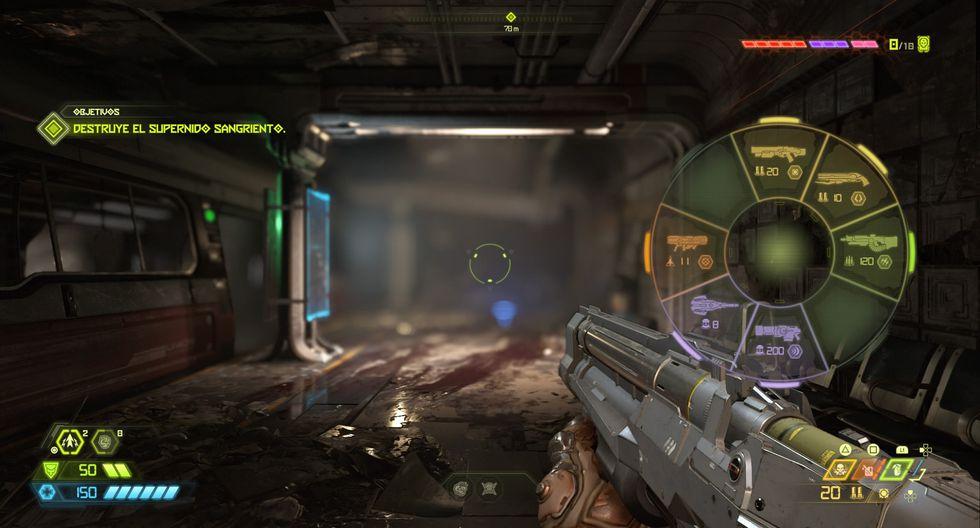 'DOOM Eternal' se encuentra disponible para PS4, Xbox One, PC y más adelante llegará a Nintendo Switch.
