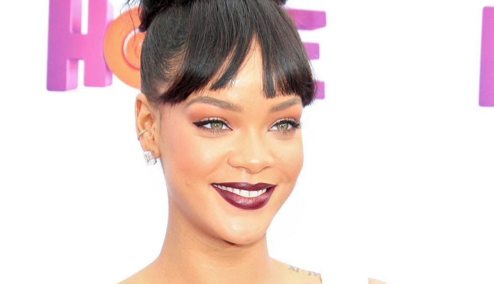 Rihanna rinde homenaje en Instagram a fan que falleció de cáncer (Foto: EFE)