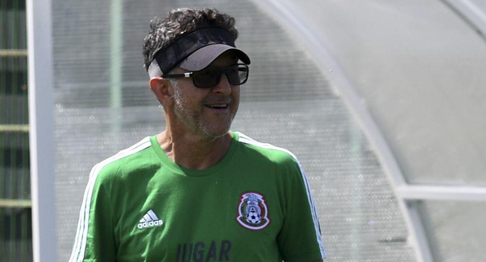 Juan Carlos Osorio afrontará el partido más complicado desde que está al mando de México. (Foto: AFP)