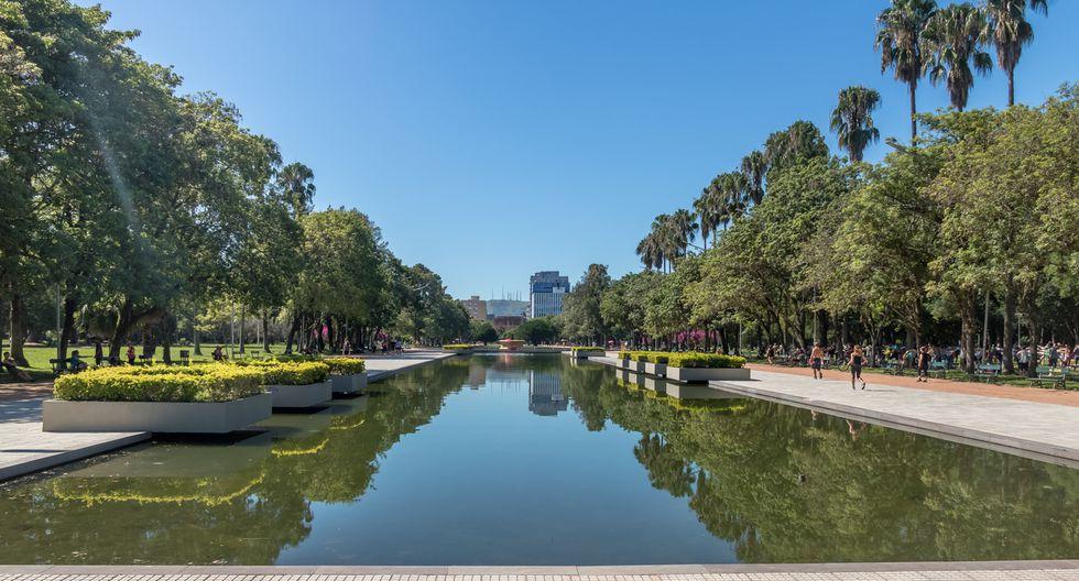 Los parques son las características principales de esta ciudad brasilera. (Foto: Difusión)