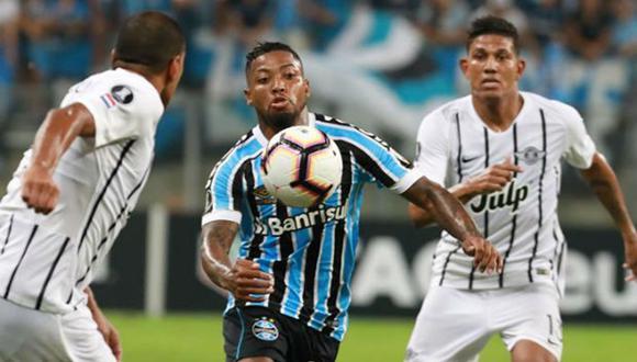 Libertad recibe este martes al Gremio por la quinta fecha del grupo H de la Copa Libertadores. (Foto: EFE)