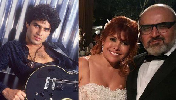 """Espectáculos: Pedro Suárez Vértiz a Magaly Medina y Beto Ortiz: """"Gracias a  ambos por   NOTICIAS PERU21 PERÚ"""