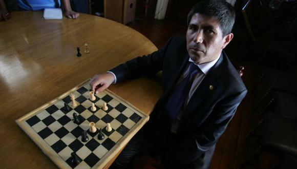 Granda tenía 2,679 puntos Elo. (Perú21)