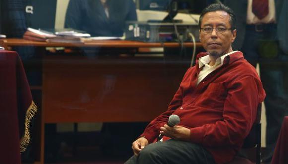 'Feliciano' es uno de los beneficiados con disposición judicial. (Perú21)