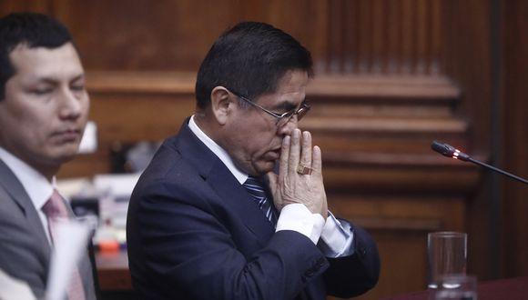El ex juez supremo César Hinostroza huyó del Perú y pidió asilo en España, recurso que fue rechazado. (Foto: GEC)