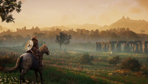 La compañía gala y el gobierno irlandés se unieron para promocionar el turismo del país europeo haciendo uso del videojuego.