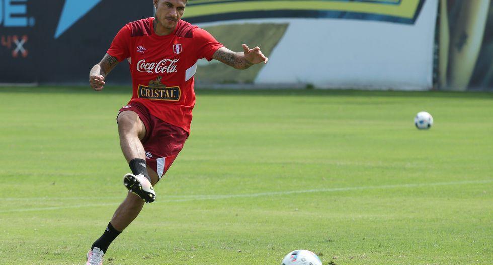 Paolo Guerrero es titular en el esquema de Ricardo Gareca. (USI)