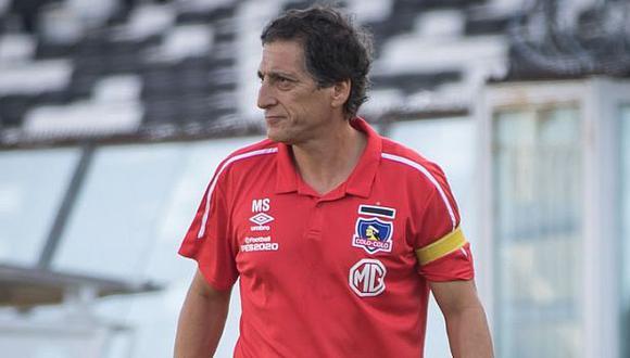 Mario Salas fue anunciado como entrenador de Alianza Lima en abril pasado. (Foto: Colo Colo)