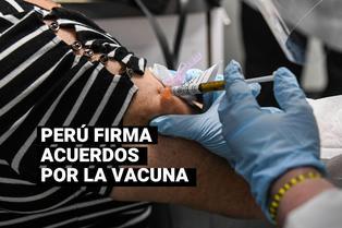 """Viceministro de Salud Pública: """"Tenemos aseguradas dosis para vacunar a 11 millones de personas"""""""