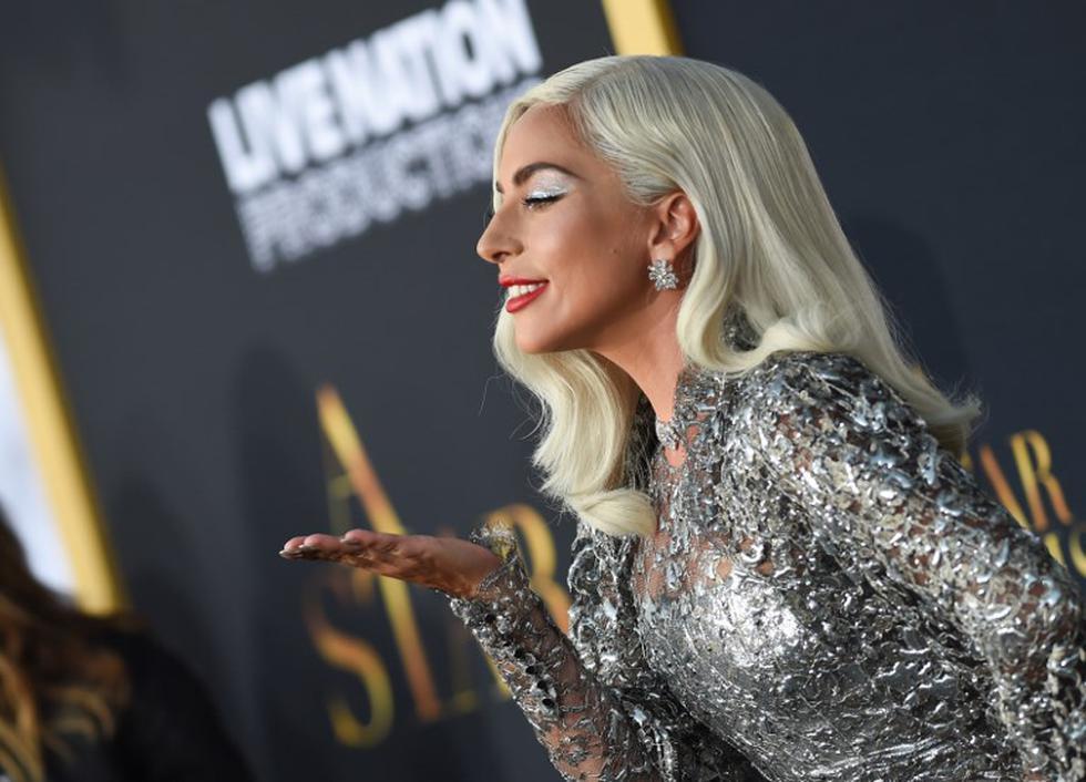 """Lady Gaga confesó quien fue su """"crush"""" en su adolescencia. (Foto: AFP)"""
