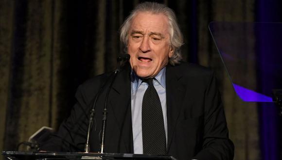 Una extrabajadora de Robert De Niro fue demandada por malversación de fondos. (Foto: AFP)