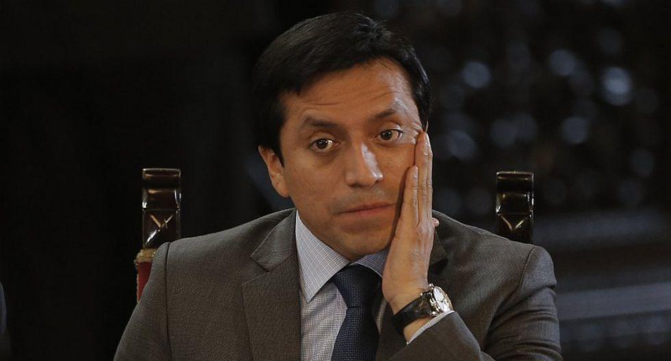 Comisión de Ética aprobó iniciar proceso de indagación a Gilbert Violeta. (Atoq Ramón/Perú21)