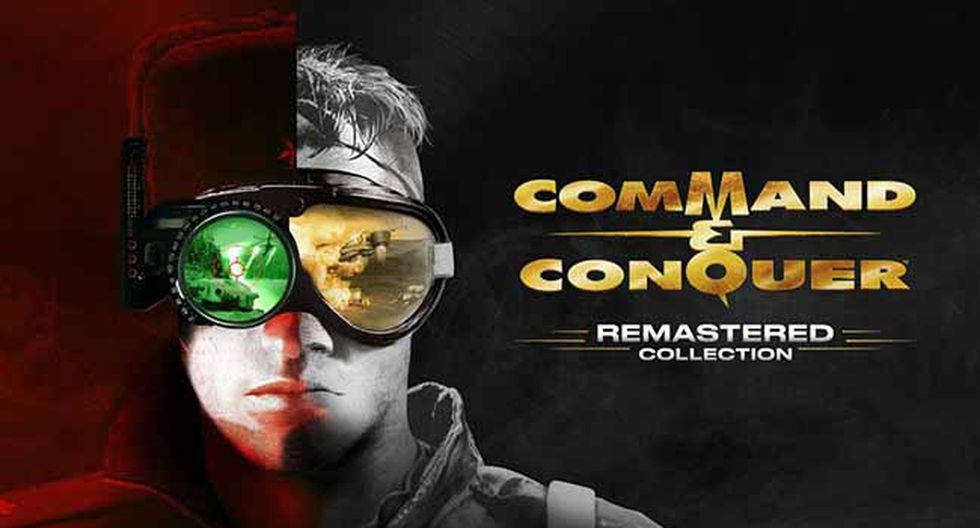 'Command & Conquer Remastered Collection' llegará a PC, vía Steam y Origin, el 5 de junio de 2020.