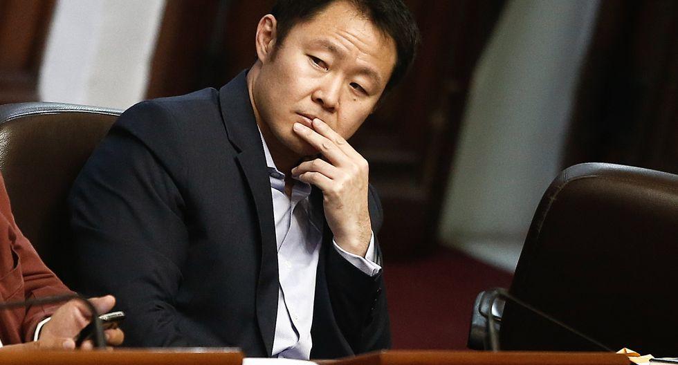 Kenji Fujimori (Geraldo Caso/Perú21)