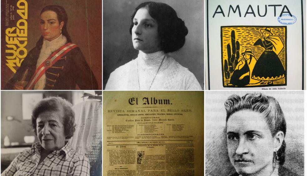 Las Primeras. Mujeres al encuentro de la historia