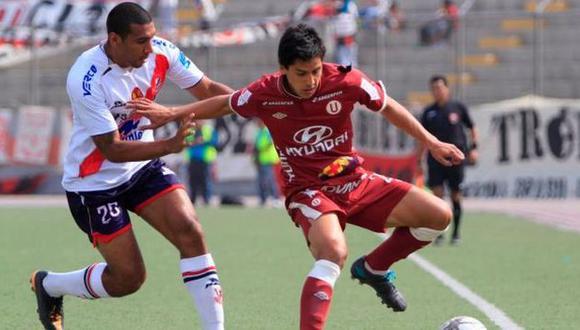 Universitario igualó con José Gálvez y perdió el primer lugar del acumulado general. (Celso Roldán/Depor)