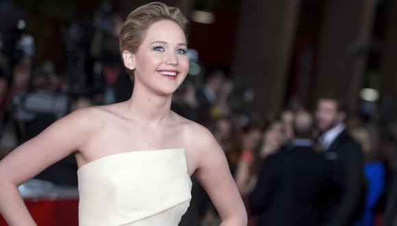 Jennifer Lawrence, la artista del año para la agencia AP. (Internet)
