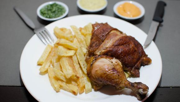Si comemos este plato, es mejor retirarle la piel. (Foto: EGC)