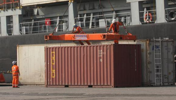 Comercio exterior en picada. (USI)