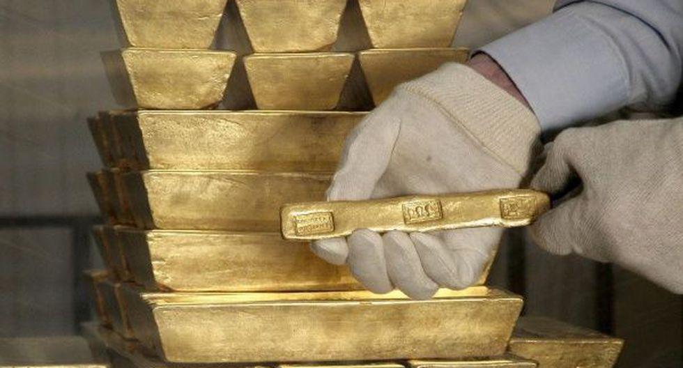 El oro abrió al alza el jueves. (Foto: EFE)