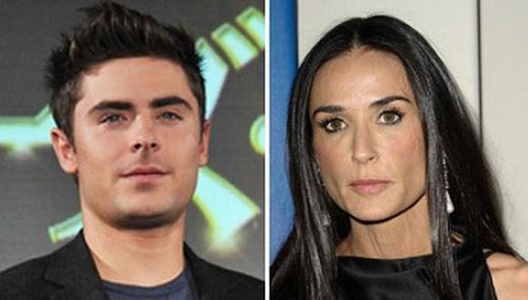 El actor dijo que es amigo de la hija de Moore desde hace mucho. (Internet)