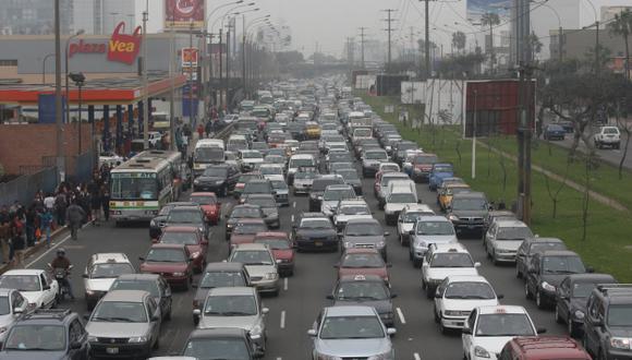 Ejes viales mejorán el tránsito vehicular en este distrito. (USI)