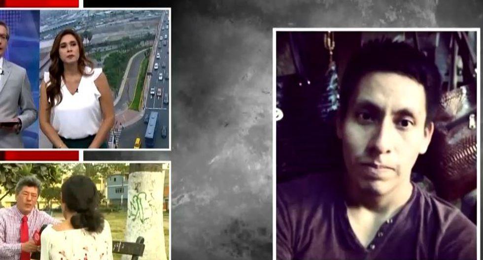 Luciano Flaminio Pacheco Torre cumple prisión preventiva por 6 meses tras haber violado a niña de 10 años. (Captura)