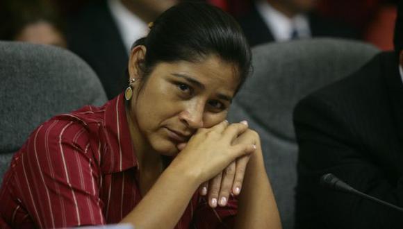Nancy Obregón fue detenida esta madrugada por sus supuestos vínculos con el narcotráfico. (USI)