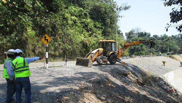 Los daños en la infraestructura serán cubiertos por los seguros contratados por las empresas concesionadas. (Foto: Ositran)