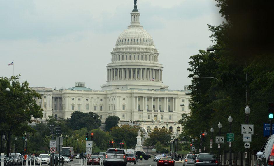 Edificio del Capitolio en los Estados Unidos. (Foto: EFE)