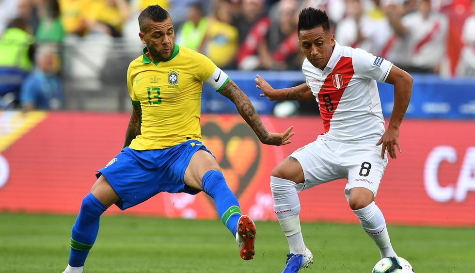 Perú vs. Brasil jugarán la final y cerrarán el orden de la tabla general de la Copa América 2019. (Foto: AFP)