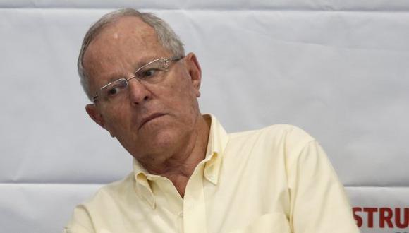 Mandatario peruano se refiere a la baja en su aprobación. (Perú21)