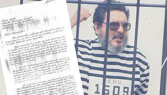 No fue un acuerdo de paz. En las cartas se fija posición contra la legislación antiterrorista. (USI)