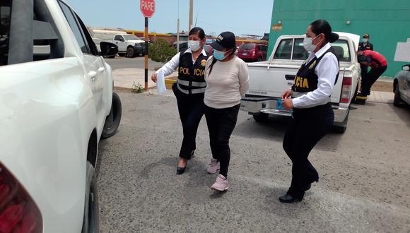 Tacna: Los progenitores del efectivo policial son investigados como cómplices de la presunta comisión del delito de secuestro agravado con subsecuente muerte. (Foto: GEC)