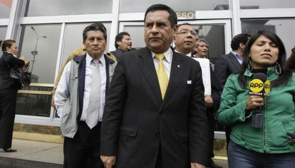 EN CAÍDA LIBRE. Nuevo audio deja mal parado al promotor de la revocatoria Marco Tulio Gutiérrez. (Rafael Cornejo)
