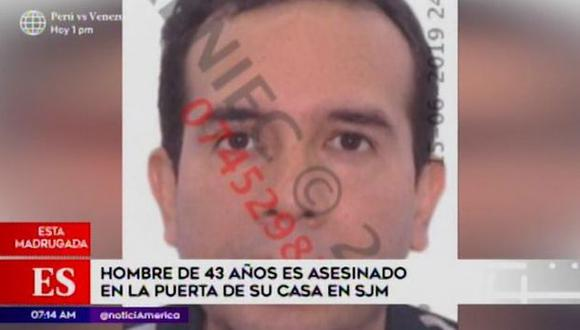 Los vecinos pidieron más seguridad en Pamplona Baja debido a los continuos asaltos en la zona. (Foto: Captura América Noticias)