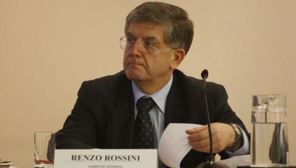 Renzo Rossini estudió Economía en la Universidad del Pacífico (1984), y luego se graduó como magíster en Economía de la London School of Economics (1986). Su destacada trayectoria en el BCR inició en mayo de 1982. (Foto: GEC)