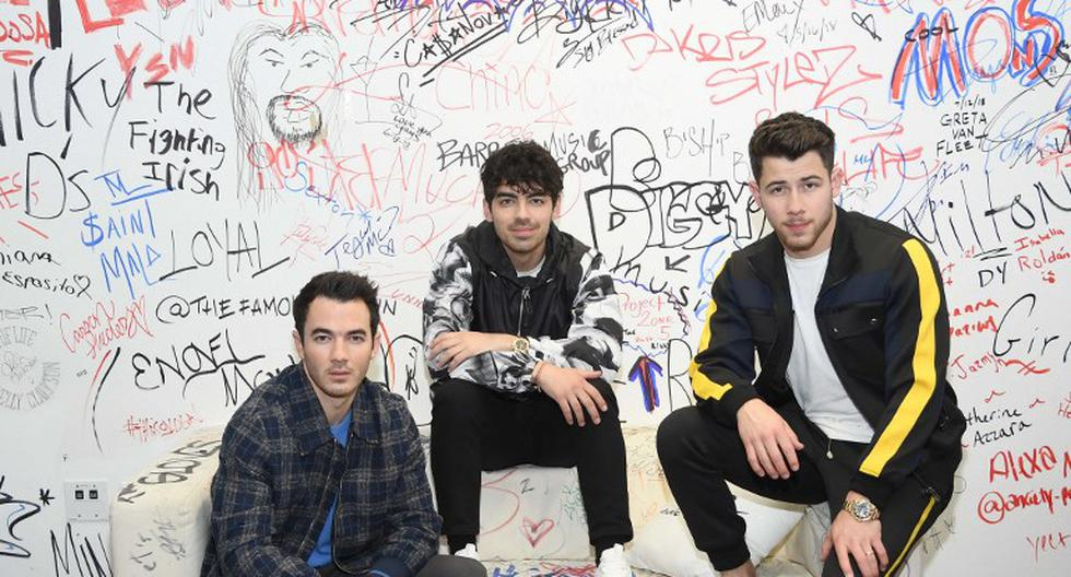 Jonas Brothers: Amazon Studios realizará un documental de la boyband (Fotos: AFP)
