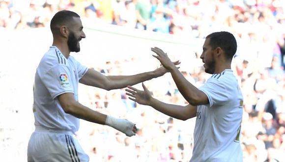 Real Madrid vs. Real Betis: chocan en el Bernabéu por LaLiga Santander. (Foto: AFP)