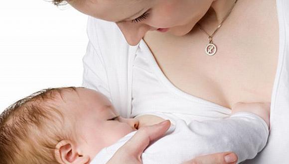 Leche materna podría ser clave para la lucha contra el VIH. (Internet)