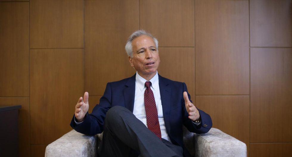 Aldo Vásquez fijó la prioridad en los casos graves (Jesús Saucedo/GEC).