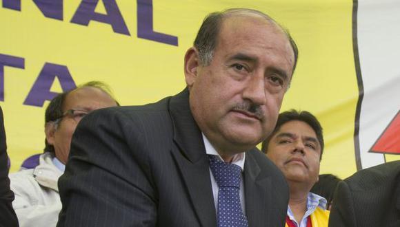 Este será el quinto proceso en el que participa Andrés Alcántara. Anteriormente fue candidato al Congreso en todos los comicios entre el 2000 y el 2016, sin lograr obtener los votos requeridos para ser electo. (Foto: GEC)