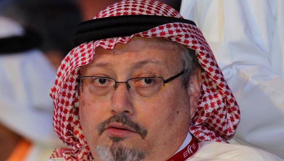 Jamal Khashoggi fue asesinado en el consulado de Arabia Saudí en Turquía el 2 de octubre, presuntamente por sus críticas al gobierno árabe. (Foto: AFP)