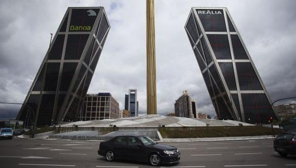 Sector público podrían inyectar capital en la banca. (Bloomberg)