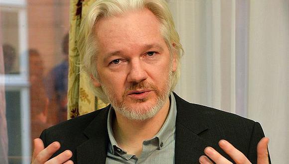 Assange lamentó que durante ese tiempo no se ha producido ningún movimiento en la investigación sueca. (AFP)